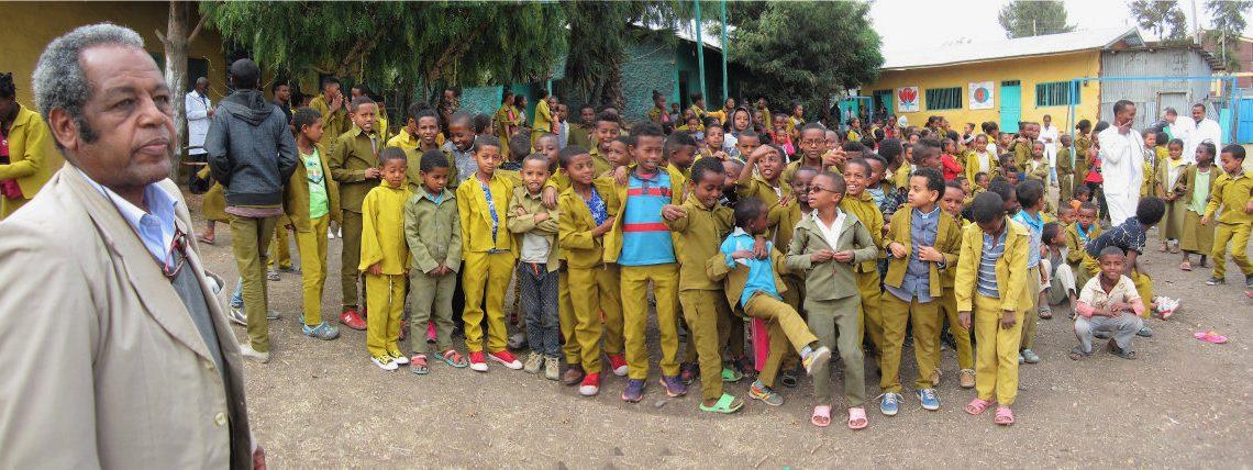 Hundee Guddinaa: Ein Bericht über wissbegierige Kinder