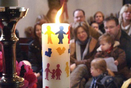 Gottesdienst für Familien mit kleinen Kindern