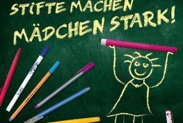 Stifte machen Mädchen stark