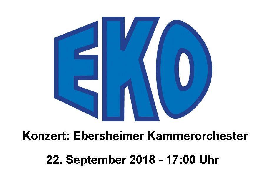 Konzert: Ebersheimer Kammerorchester