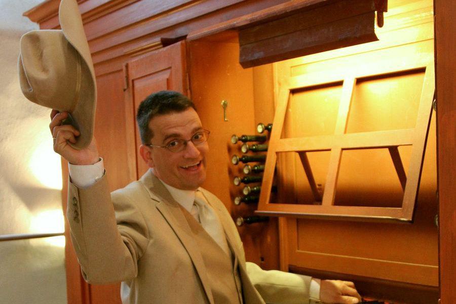 Die Orgel tanzt - Walzer, Tango, Boogie und Co.