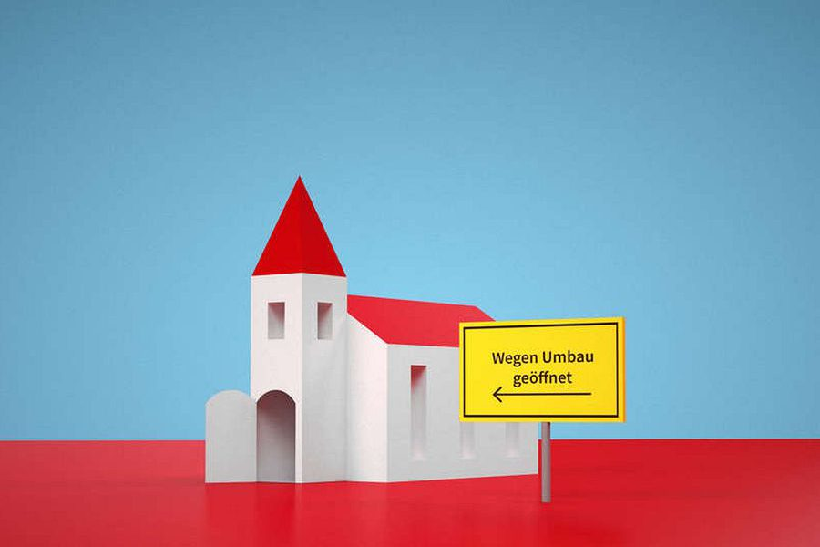 """""""Kirche im Umbruch"""" in Hessen-Nassau"""
