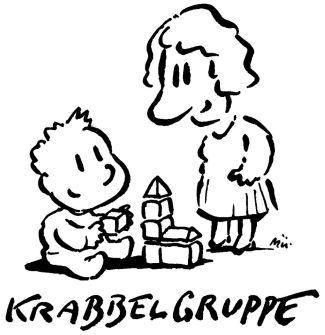 Krabbelgruppe Zornheim sucht Nachwuchs