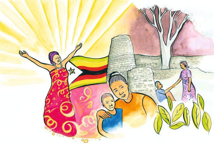 Weltgebetstag aus Simbabwe am 6. März 2020