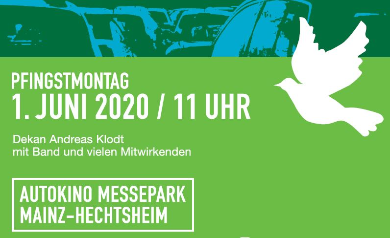 Gottesdienste an Pfingsten 2020
