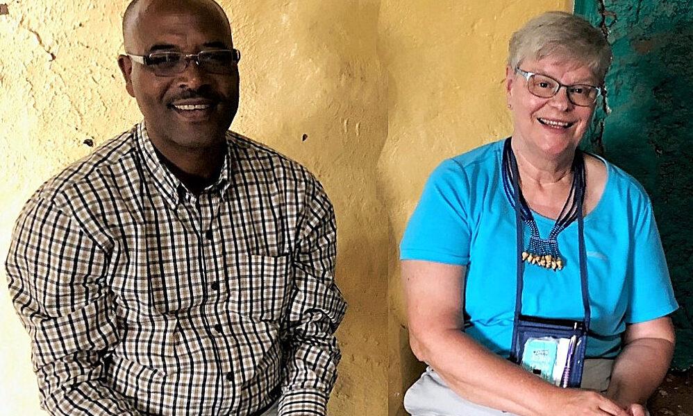Schulprojekt in Ambo - Juni 2020