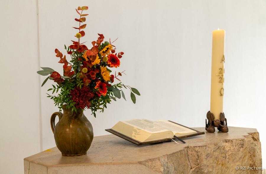 Nächster Gottesdienst am Sonntag 1. August um 09.30 Uhr in Ebersheim