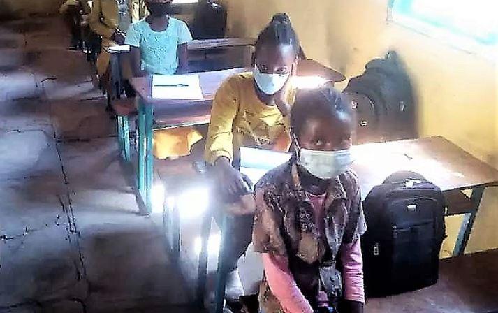Jahresrückblick 2020 - Schule in Hundee Guddinaa / Äthiopien