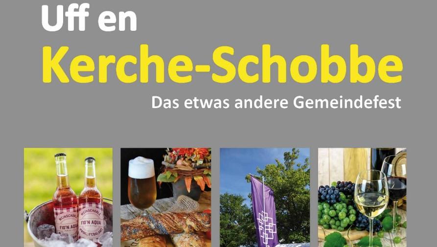 Uff en Kerche-Schobbe - 5. September 2021